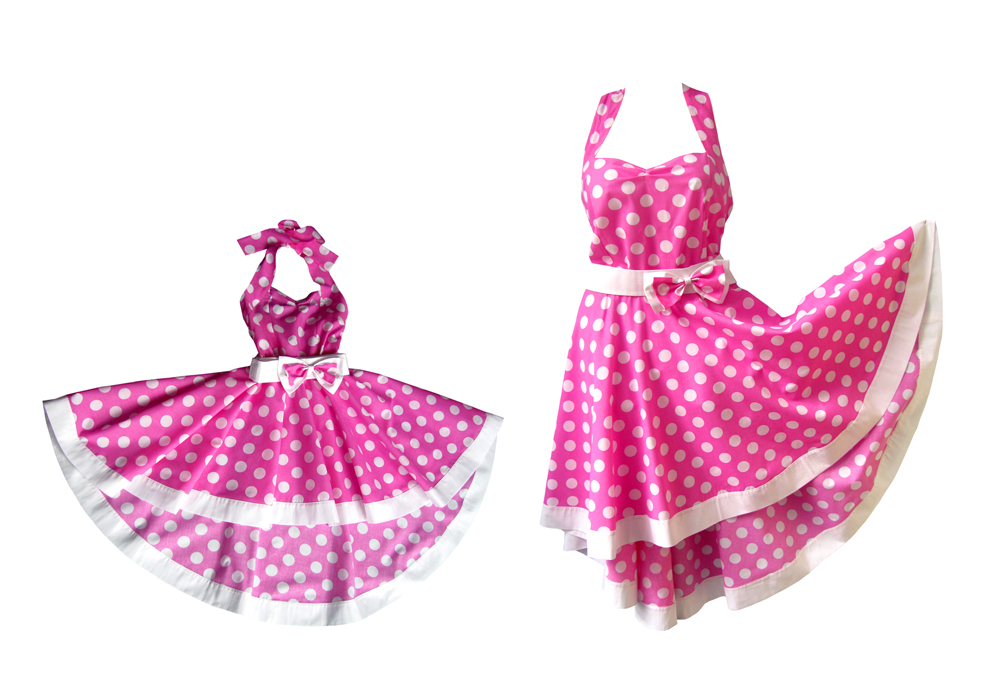 Платье для мамы и дочки доставка
