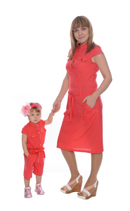 Платье Для Мамы И Дочки С Доставкой